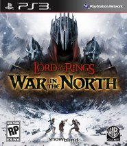 War in the North Box Art for PS3