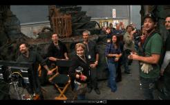 17 The Hobbit Production Video #2 - Crew in Goblintown