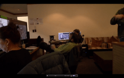 21 The Hobbit Production Video #2 - PJ reviewing dailies on The Hobbit
