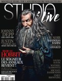 Studio Cine Live Covers The Hobbit December 2011 Page 01