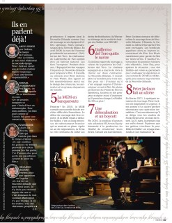Studio Cine Live Covers The Hobbit December 2011 Page 12