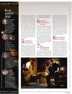 Studio Cine Live Covers The Hobbit December 2011 Page 12
