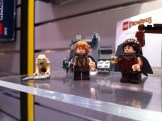 Gollum, Sam and Frodo in the Shelob Attacks LEGO Set