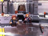Pippin and Boromi in The Mines of Moria LEGO set