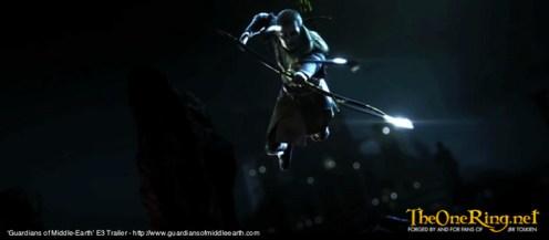 Guardians Of Middle Earth Video Game, E3 2012_Legolas-imp