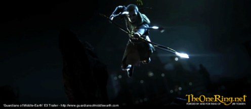 Guardians Of Middle Earth Video Game, E3 2012_Legolas-imp