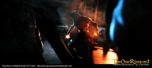 Guardians Of Middle Earth Video Game, E3 2012_Random Baddie-imp