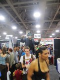 Frankenstein costume at Salt Lake Comic Con, 2013.