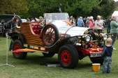 Peter Jackson's Chitty Chitty Bang Bang car