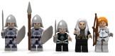 Minas Tirith good minifigures done copy