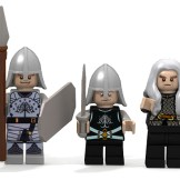 Minas Tirith good minifigures done copy