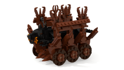 LEGO Grond front side