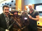 William Kircher and Graham McTavish, DragonCon 2013