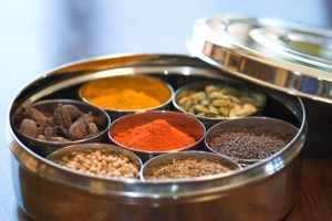Masala Dabba  © madlyinlovewithlife - http://www.flickr.com/photos/madlyinlovewithlife/8674850717