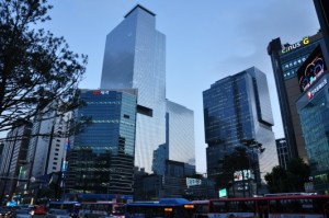Siège de Samsung à Séoul  http://www.flickr.com/photos/oalexanderson/3651368549/ - © Oskar Alexanderson