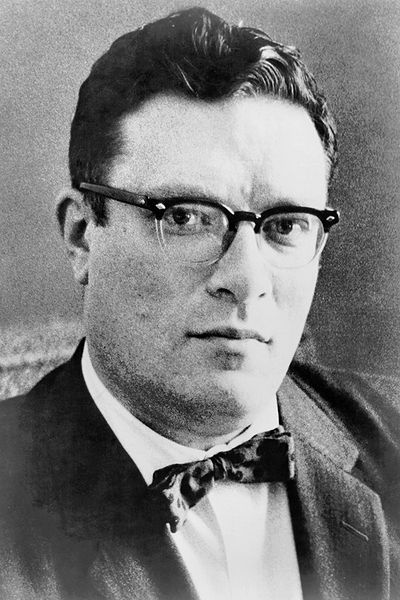 © http://commons.wikimedia.org/wiki/File:Isaac.Asimov02.jpg