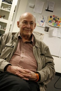 Marvin Minsky - © Seth Woodworth - http://www.flickr.com/photos/sethwoodworth/2799965843/