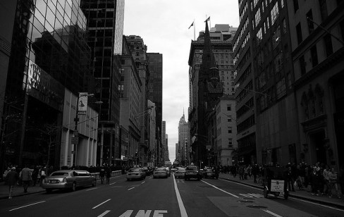 New York : 5th Avenue-©pikadilly