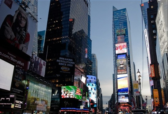Times Square-©Javier Gutierrez Acedo