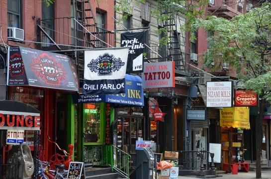 Greenwich Village streetscape-©Adam Fagen