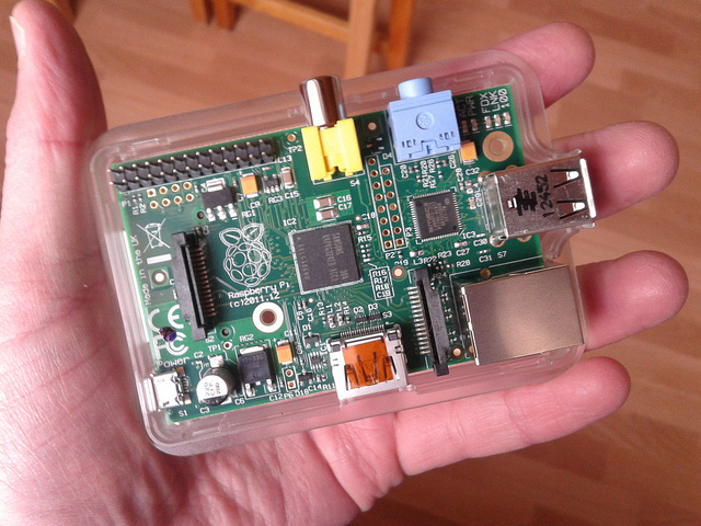 Raspberry Pi©Jan Grosser - https://www.flickr.com/photos