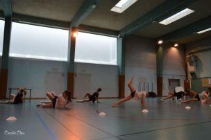 UNSS Danse © Coralie Claverie