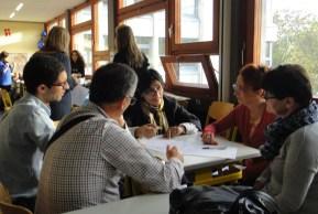 Teacher workshop ©Hélène Frances