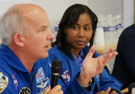 Astronautes ©Hélène Lafitte