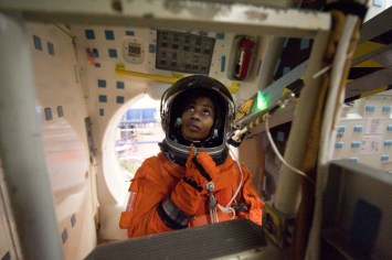 Stephanie Wilson Sept 2009