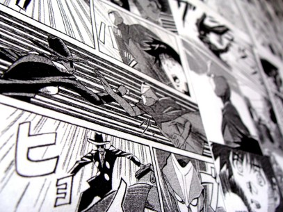 Manga ©Flickr
