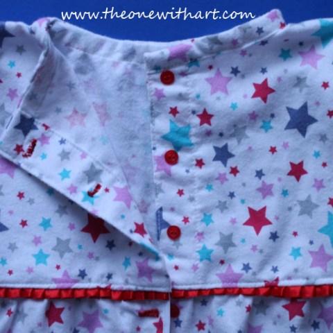 Pyjamas Pattern for Kids