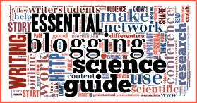 science blogging