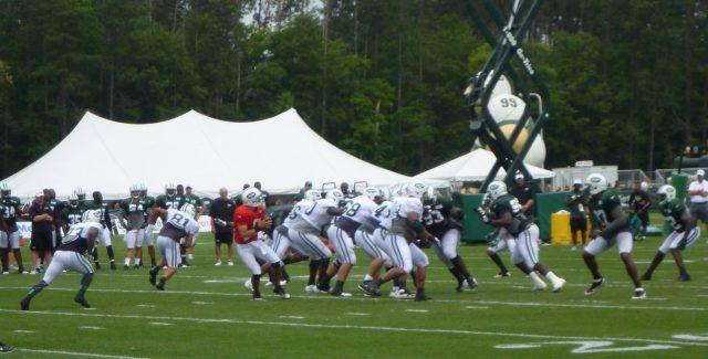 Mark Sanchez and the NY Jets