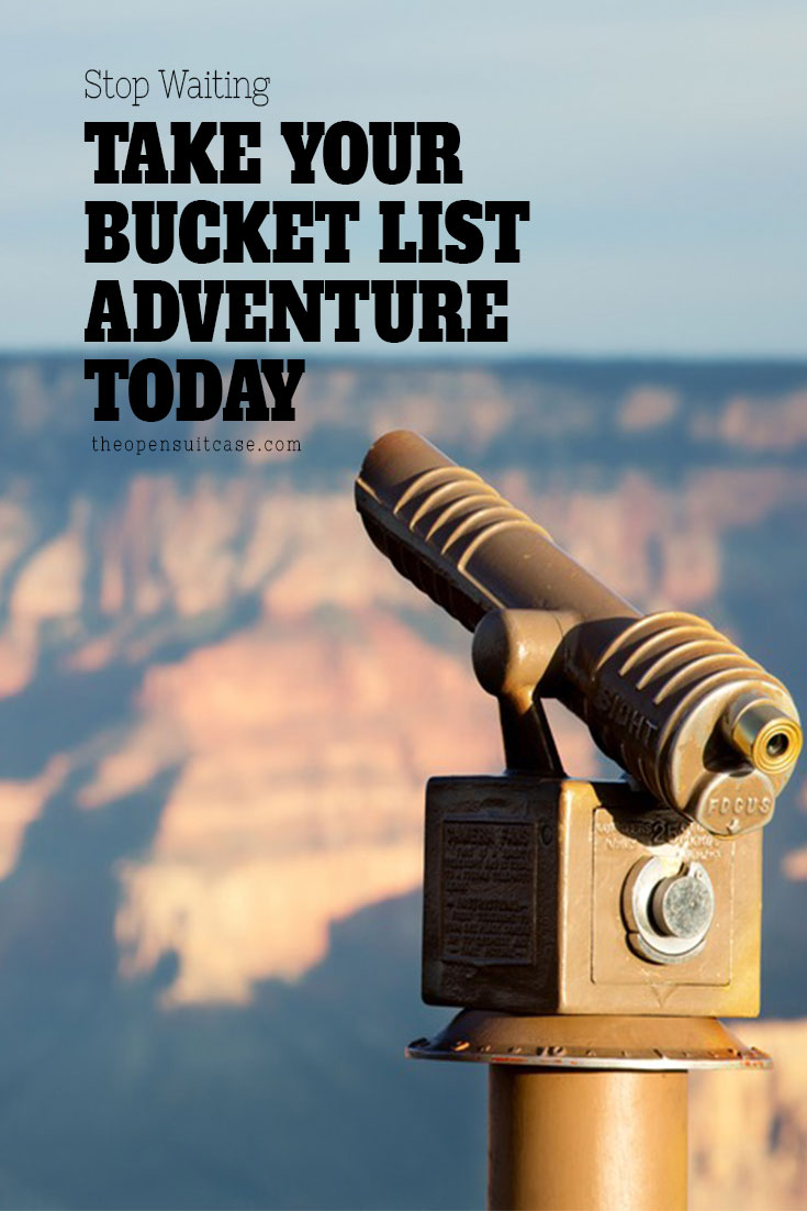 Achieving bucket list goals is hard, usually because you don't have the time or money to take a dream trip. There's a way to start ticking off your bucket list today. And it won't cost you a dime. #freetravel #familyactivity #bestbooks