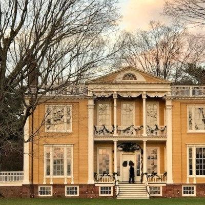 Boscobel Twilight Tours: Silent Night Along the Hudson