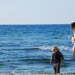 Looking for a Unique Mother-Child Getaway? Think Israel!