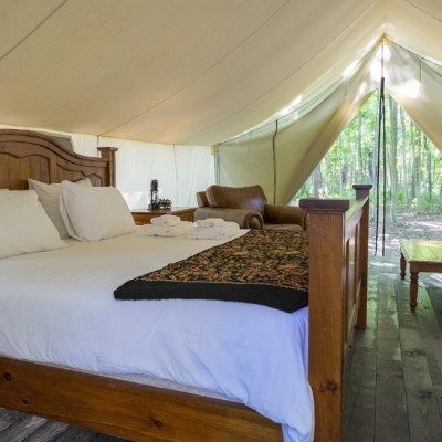 glamping-tent-shutterstock