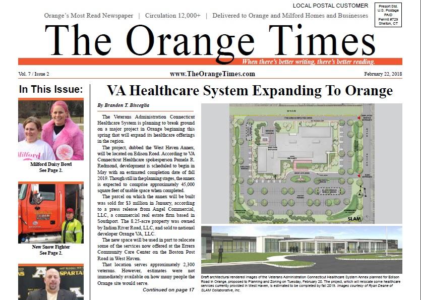 Orange CT – Page 29 – Milford-Orange Times