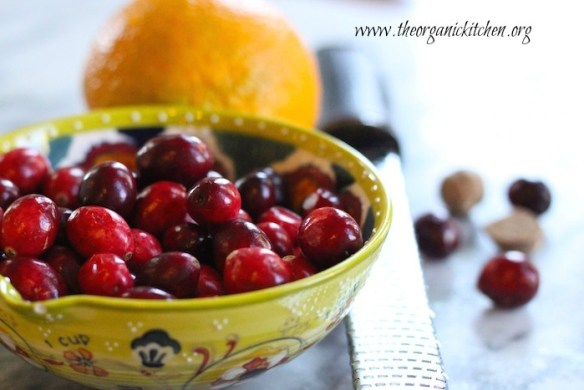 Homemade Cranberry Sauce: Two Ways