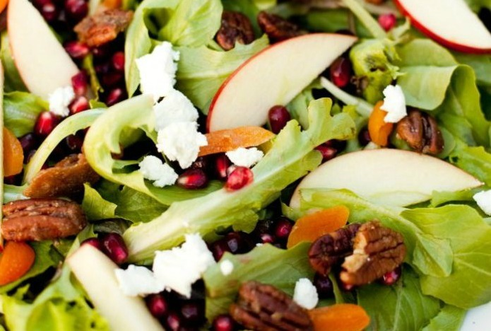 The Secrets to Making an Amazing Salad!