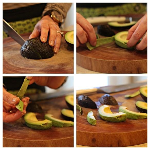 Caprese and Avocado Appetizer