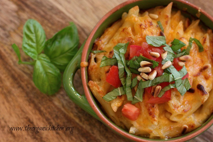 Spicy Penne Rigate from The Organic Kitchen