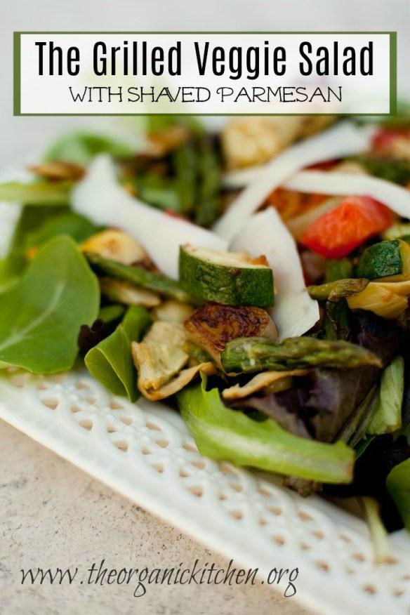 The Grilled Veggie Salad!