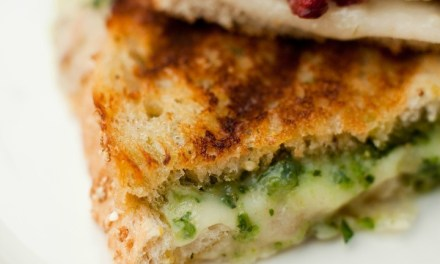 Comfort Food: Gourmet Grilled Cheese Sandwiches