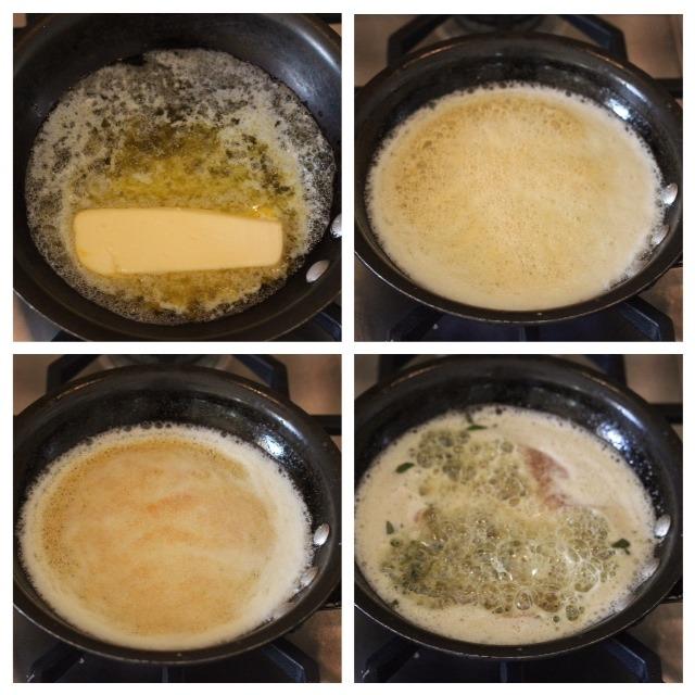 Homemade Butternut Squash Ravioli from The Organic Kitchen