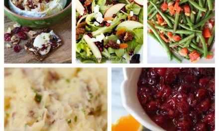 Holiday Side Dishes ~ Everything but the Turkey!