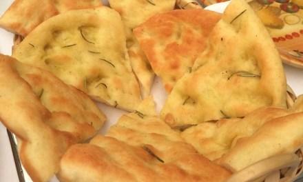 Focaccia Bread: Italy Part 2~ Positano!