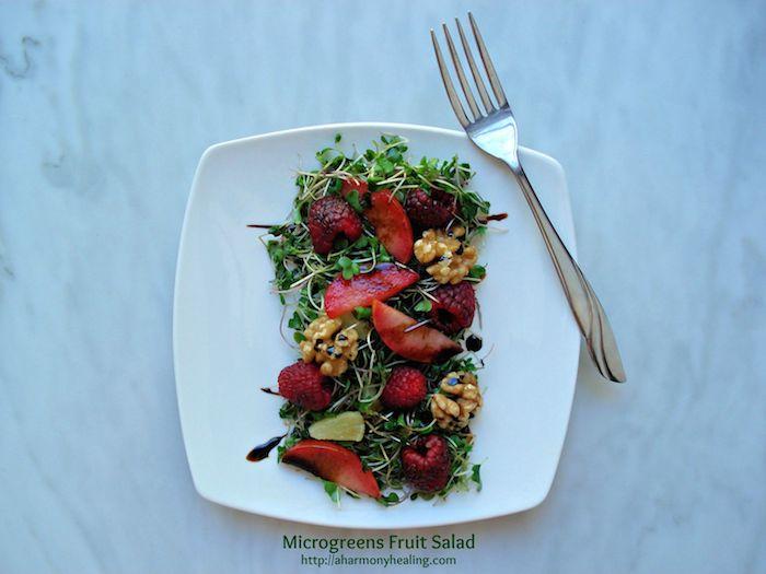 stone fruit round up salads
