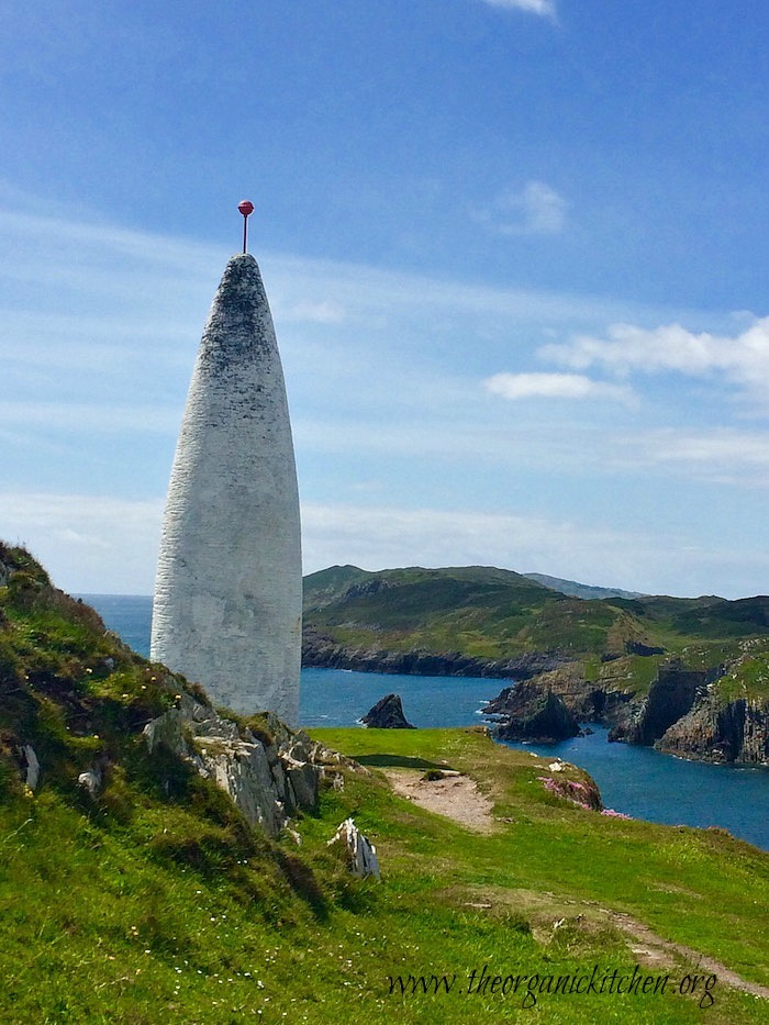 Eating Our Way Across Europe:  Ireland Part 2 ~ Scottish Salmon Sandwich