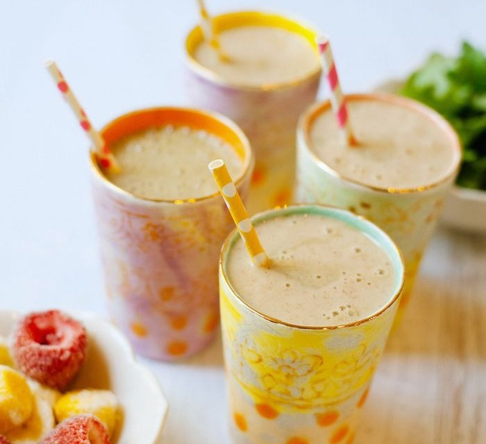 The Tropical Smoothie (Dairy Free)